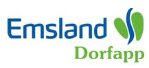 Emsland Dorfapp Logo